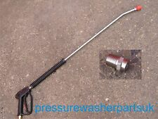 Pressure Washer Jet Washer Steam Cleaner High Pressure Gun Lance