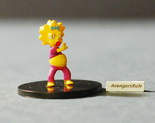 Simpsons 25 Greatest Guest Stars Series 2 Collectible Figure Maggie Simpson