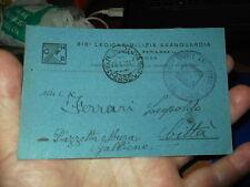 PNF 316 LEGIONE MILIZIA AVANGUARDIA ITALO TINAZZI CARTOLINA PRECETTO ONB VERONA