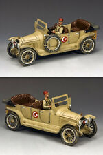 KING & COUNTRY AL056 Wheels and Tracks Turkish Staff Car  MIB