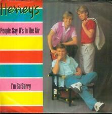 "7"" Herrey´s/People Say It´s In The Air (D)"