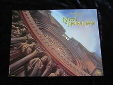 THE HUNCHBACK OF NOTRE DAME  French lobby card  #10  Notre Dame, Walt Disney