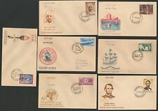 FDCYP - 038. INDIA 1965. Complete Year Pack with 13 First Day Covers.