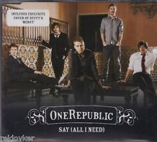 OneRepublic / Say (All I Need) - Maxi-CD (NEU)