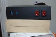 Hard drive switch control panel