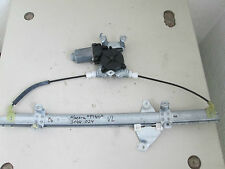 Window regulator VL front left Nissan Almera Tino V10 Year built 03-06 400699