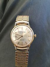 Collector Vintage 14K Yellow Gold Girard Perregaux Sea Hawk Mens Watch