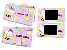 Skin Sticker to fit Nintendo DS Lite DSL - Hello Kitty