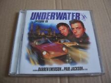 Darren Emerson - Underwater, Episode III, Mix, 2004.  New  Double CD