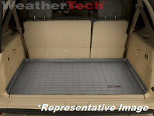 WeatherTech® Cargo Liner Trunk Mat - Suzuki Sidekick - 4-Door - 1992-1998- Black