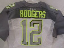 Aaron Rodgers G.B. Packers Game Issued/Back Up Pro Bowl Jersey (2015) - PSA Cert