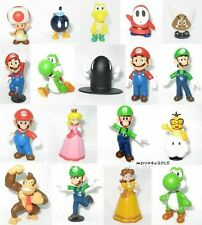 Super Mario Bros PVC Collectors Set of 18 Action Figure