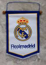 kiTki Real Madrid large hang flag decor football soccer club fans souvenir