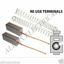 Motor Brushes For Dyson Vacuum Cleaners with YDK Motor - Qualtex Part # CAR94