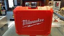 NEW MILWAUKEE  7PC ( with extension) SELF FEED SELFEED DRILL BIT SET WITH CASE