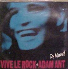 """Adam Ant Vive Le Rock 2 mixes US 12"""""""