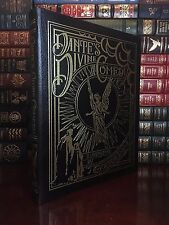 Easton Press Divine Comedy by Dante Leather Illustrated by Gustave Dore Leather