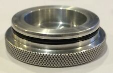 Powder Measure Tube Cap - Made in USA! Dress up  your press.
