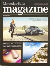 Mercedes Benz Magazine - Printemps 2012 - Le SL - Côte Amalfitaine - Ile Norfolk