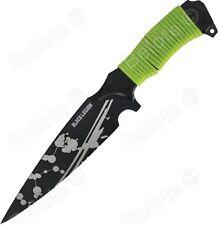 """United Cutlery Black Legion Apocalypse Green Cord Dagger 12"""", With Sheath, BV184"""