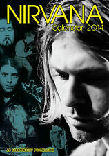 NIRVANA  KALENDER 2014 NEU & OVP (DREAM)