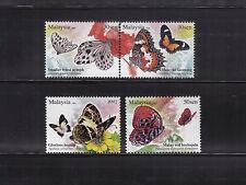 MALAYSIA 2008 butterfly MNH
