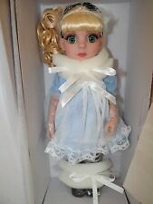 "~10"" PATSY IN WONDERLAND ~2014 TONNER Convention EFFANBEE Alice LE 150~NRFB"
