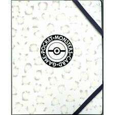 Rare 1997 Japanese Official Pokemon Card File Binder w/ Electabuzz Promo New