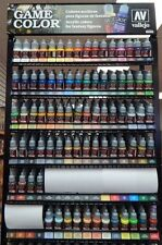 Brand New Vallejo Game Color Paints Complete Set 80 Paints