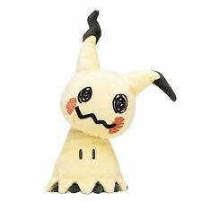 "Pokemon Center Mimikyu 7"" Sun and Moon Figure Plush Toy Animal Doll Collectible"