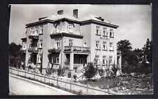 111029 AK Morszyn Zdroj 1935 Morschyn Моршин Ukraine Villa Swiatowid