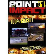 14538 // POINT OF IMPACT N°1 100% CRASH DES IMAGES A COUPER LE SOUFFLE DVD NEUF