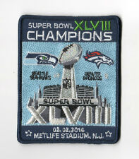 MetLife Stadium NJ SUPER BOWL XLVIII SUPERBOWL SB 48 Seahawks rout Broncos