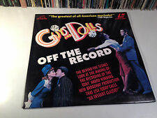 Guys And Dolls: Off The Record Rare Musical Documentary Laserdisc 1992 OOP HTF