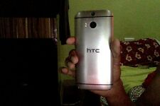HTC One M8 16 gb used gunmetal grey