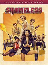 SHAMELESS: SEASON 6 DVD - THE COMPLETE SIXTH SEASON [3 DISCS] - NEW UNOPENED