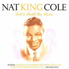 Let's Fall in Love [EMI] by Nat King Cole (CD, Dec-2004, Emi Gold)