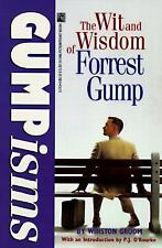 Gumpisms: The Wit and Wisdom of Forrest Gump by Groom, Winston