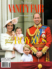 The Best of Vanity Fair Special Edition Magazine: The Young Royals NEW