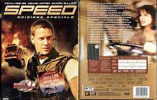SPEED - 2 DVD NUOVO E SIGILLATO, EDIZIONE SPECIALE BOX CARTONE