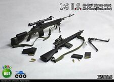 COOMODEL COO US Military M14 DMR & M14 Short Sniper Rifle Set 1/6