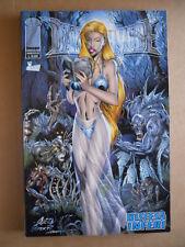 DARKCHYLDE : THE DESCENT - Book Cult Comics 1998  [G476]