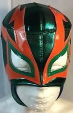 SHOCKER LUCHADOR/WRESTLER MASK!!AWESOME COLORS!! GREAT HANDMADE EDITION MASK!!