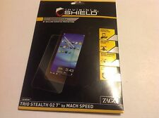 """Zagg invisibleshield Trio Stealth G2 7"""" by Screen Protector"""
