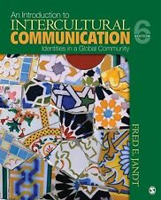 Introduction to Intercultural Communication: Identities in a Global... Jandt 6th