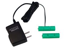 AA Battery Eliminator Power Adapter - 3V Replace 2 AA batts w/AC INTL 100-240VAC