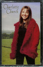 Charlotte Church - Self-Titled - New Sealed Audio Cassette Tape