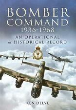 Bomber Command 1939 - 1945: A Reference to the Men - Aircraft and Oper-ExLibrary