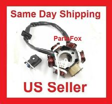 Magneto Stator 50 70 90 110 125cc Engine ATV with 6 coils & 5 wires in one plug