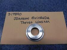 Evinrude Johnson Propeller Thrust Washer P# 319890 New OEM